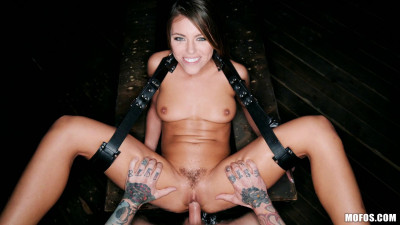 Description Adriana Chechik - Hurricane Adriana Floods Basement (2018)