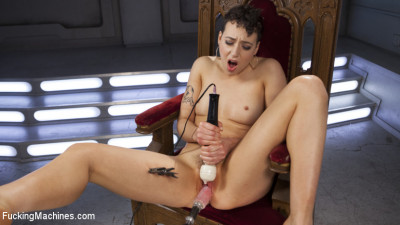 Description Tall and Fit Sex Kitten Has Mind Blowing Orgasms from Our Machines