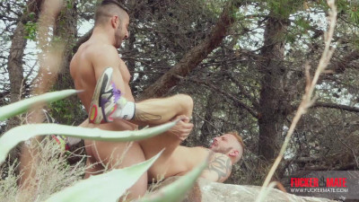 Max Toro and Antonio Miracle - Free Condom Forest