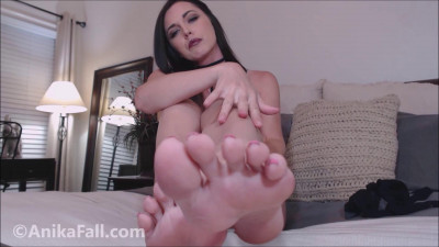 Description My Feet Are Your Weakness