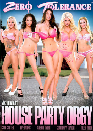 House Party Orgy – Photoset