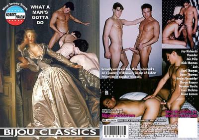 What a Mans Gotta Do — Joey Stefano, Jay Richards, Karl Thomas (1994)