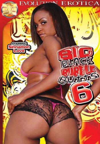 Big Black Bubble Butts 6