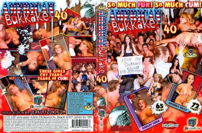 American Bukkake  Vol 40