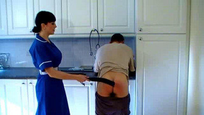 Miss Jessica And Hand Spanking part 13