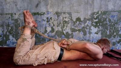 Description RusCapturedBoys – Slava - The Prisoner of War - Final Part