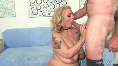 Sinful Samia - Busty First Timer Banged