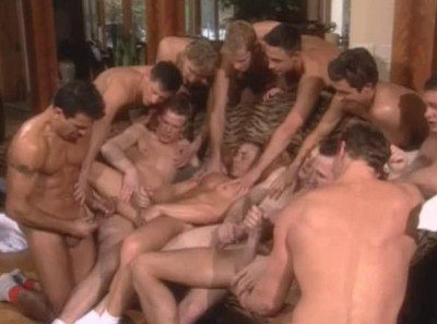 Description Best Gangbang Of Aspen With Sexy Males