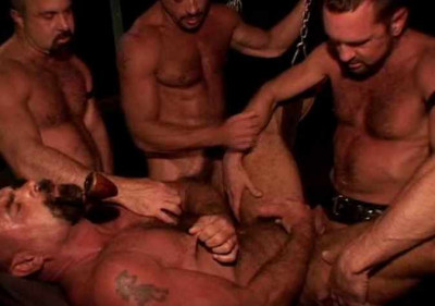 Description Cum Gangbang With Brutal Fuckers