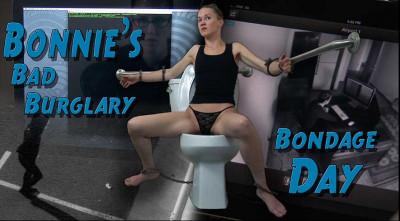 Bonnie's Bad Burglary Bondage