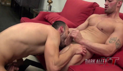 Best Muscle Studs In Hard Anal