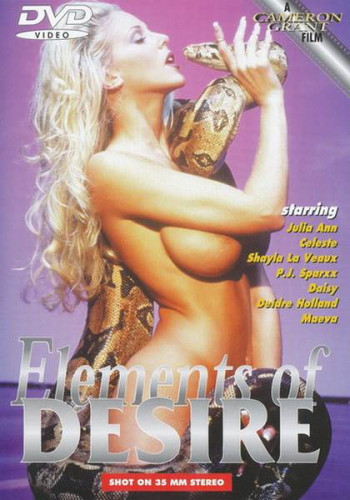 Description Elements Of Desire(1994)- Celeste, Julia Ann, Asia Carrera