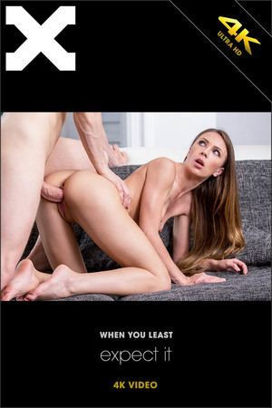 Veronica Clark - When You Least Expect It FullHD 1080p