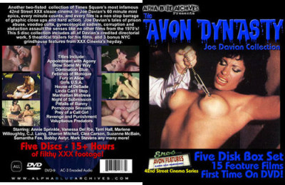 Description House of De Sade (1977) - Vanessa del Rio, David Williams
