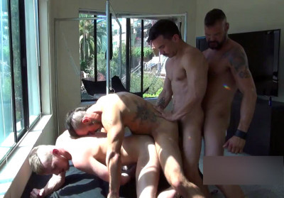 Folsom Fucking Four – Part 2 (720p)