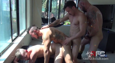 Folsom Fucking Four - Part 2