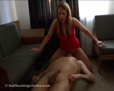 BallBustingChicks - Rose - Cane The Cumming Cock