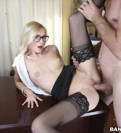 Alex Grey — Sexy Secretary pays for her mistakes! (2016)