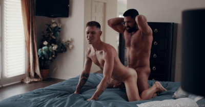IconMale – Zak Bishop and Dominic Pacifico – The Shy Guy