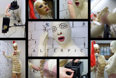 Alterpic – White Room