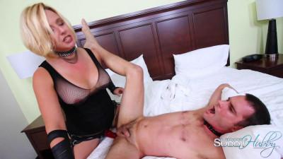 Goddess Brianna Punishes Her Cuck Full Video (2017)