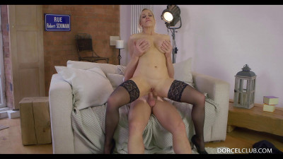 Mistress rebecca more prefers anal sex
