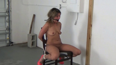 Naughty Ties - Chair Tied And Desperate!