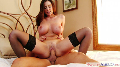 Kendra Lust Seduced By A Cougar x