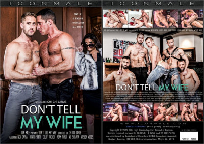 Iconmale – Don't Tell My Wife (2019)