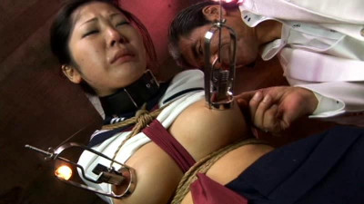 Nipple torture Collection part 4