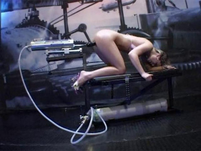 Machine Sex Scene 1 Cheyenne Lacroix