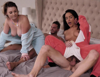 Adrian Hush And Cara May – I Know Who You Did Last Summer FullHD 1080p