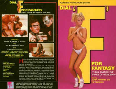 Description Dial F for Fantasy