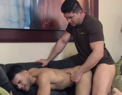 Liam Santiago And Reid Hartley