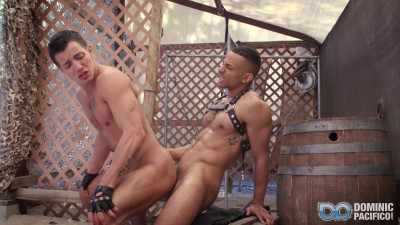 Bareback Barracks – Bros in Arms – Zario Travezz & Casey Everett
