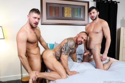 Jon Galt, Scott DeMarco and Jack Andy