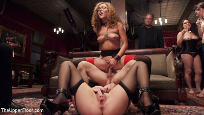 The Innocent Doll & Anal Slut Slave