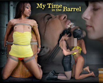 My Time In The Barrel - Nikki Darling and Elise Graves