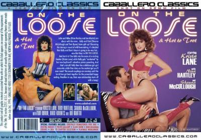 Description On The Loose(1987)- Krista Lane, Nina Hartley, Shanna McCullough