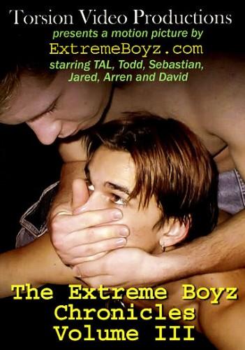 The Extreme Boyz Chronicles Volume 3