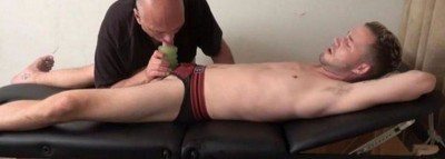 Vlad Rimmed, Vibrated And Edged With A Pocket Pussy