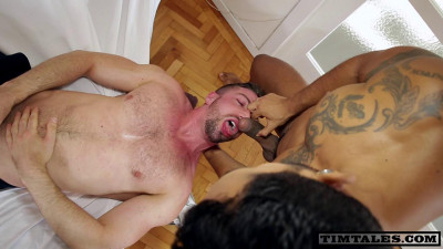 Description Lucio Saints and Scott Hunter