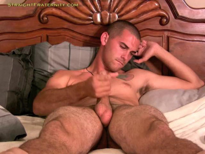 Jace Smokin' Hot Navy Guy Gets A Surprise Blow Job…