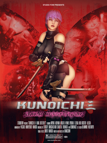 Kunoichi part 3: Dark Butterfly