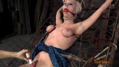 Whore Bound, Part One - Cherry Torn - BDSM, Humiliation, Torture