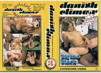 Danish Climax 3 - Big and Black
