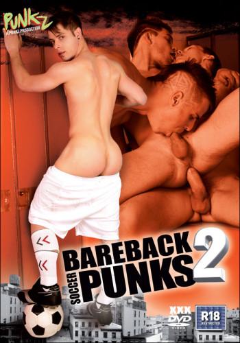 Description Bareback Soccer Punks vol.2