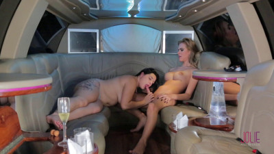 Barbara Perez – The Limo Ride