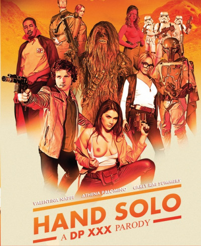 Hand Solo — A Dp Xxx Parody — Pictures