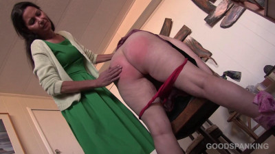 GoodSpanking – Chelsea, Kat St James – A Little Tied Up